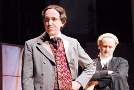 REVIEW: The Trials of Oscar Wilde at Theatre Royal Windsor