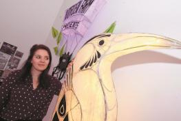 Exhibition goes on show at Norden Farm celebrating 10 years of Lantern Parades
