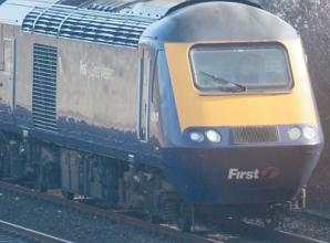 Lines reopen after train fire near Twyford