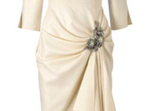 Glamour gowns for grown up brides