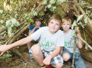 Activity group for autistic children celebrates successful summer