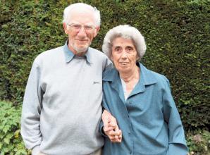 Maidenhead couple celebrate Diamond wedding anniversary