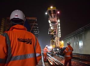 Network Rail announces £90m upgrades on line between London and Reading