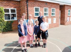 New classroom set to be built at Polehampton Junior School after fundraising efforts