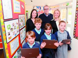 Top teaching tips put on show at Danesfield School