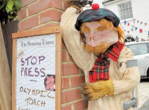 Sonning set for return of Scarecrow Trail