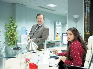COMPETITION: Win your office tickets to the world premiere of Ricky Gervais' Life on the Road
