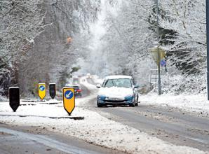 Snow warnings remain in force for Maidenhead, Windsor and Slough