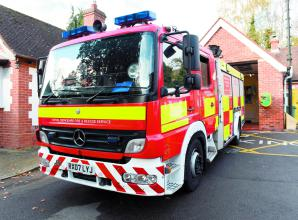 Firefighters called to Slough chemical incident