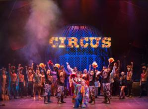 Competition:  Your chance to win tickets to Cirque Berserk