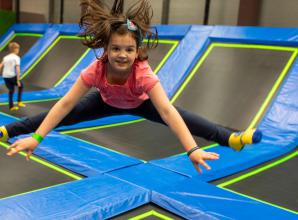COMPETITION: Win £1,00 pass to trampoline park Jump In