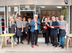 Strawberry Grove opens in Marlow