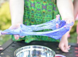 Youngsters to make their own slime at 'stay and play' session