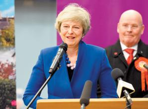 Viewpoint: Theresa May, parking fines and an act of kindness