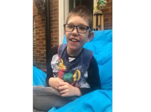 Fundraiser set up to give a disabled nine-year-old from Twyford a voice