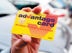 Three hours free parking for Advantage Card holders from June 15
