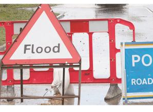Flood alerts in place between Hurley and Cookham