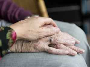 Housing Solutions reaches out to its 600 clients aged 70+