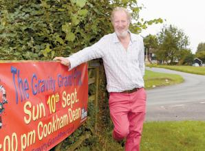 Founder of Cookham Gravity Grand Prix dies aged 67