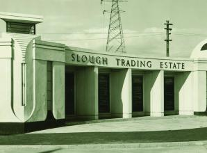 War vehicle repairs, Mars and The Office: The history of Slough Trading Estate