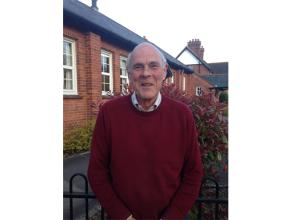 Hurst Parish Council chairman pays tribute former parish councillor Howard Larkin