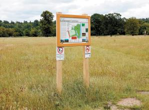 Conservation society calls for Battlemead path to be opened