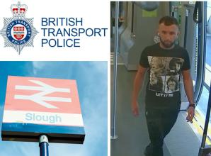 Man attacked on train between Slough and Langley over face covering dispute
