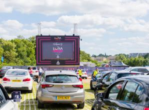 Ascot outdoor cinema-goers to be offered COVID-19 tests