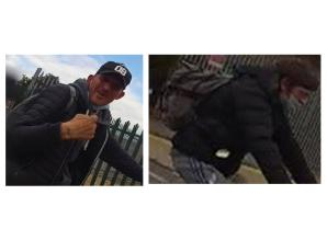 Police release images following 27 bicycle thefts in Marlow