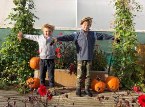 Scarecrow Trail comes to Sunninghill Village in October half term