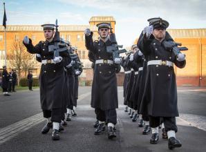 Royal Navy sailors to guard Windsor Castle