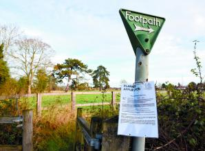 Second application for 124 homes on greenbelt land refused