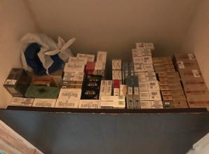 Shop owner fined after haul of illegal tobacco discovered at Slough store