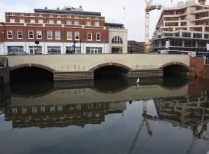 In pictures: The evolution of Maidenhead Waterways