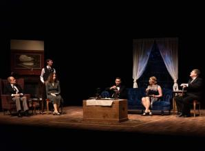 Review: Rope at South Hill Park