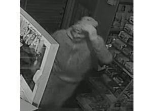 CCTV appeal over burglary at convenience store in Slough