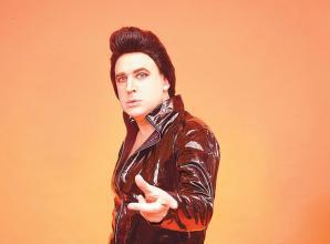 Catch Tim Vine as Elvis at The Swan
