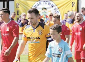 COMPETITION: Become a mascot for Slough Town's historic game