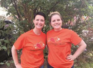 Twyford mum to walk 100km for hospice charity