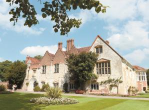Win your wedding day at Bisham Abbey