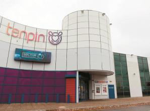Plans submitted for temporary car park at Tenpin bowling alley