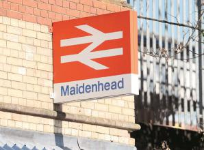 Train chaos in Maidenhead on day of new winter timetable introduction