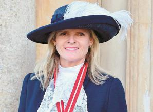 New Berkshire High Sheriff takes on role both her parents have held