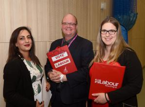 Borough councillor selected as Labour parliamentary candidate for Spelthorne