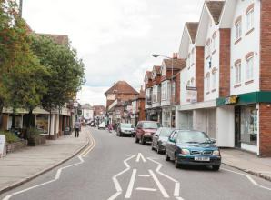 Anti-pollution banner to be hung in Marlow town centre