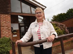 Cookham community news: 'not a dragon lady' GP receptionist retires