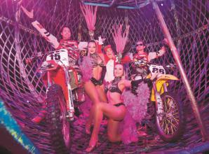 Circus Berlin mesmerises audiences at Ascot Racecourse