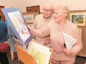Twyford Art Group hold annual art exhibition