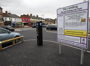 Temporary Maidenhead car park to remain until 2024