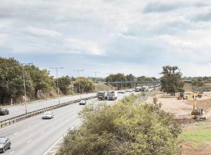 Autumn M4 weekend closures scheduled for bridge demolitions